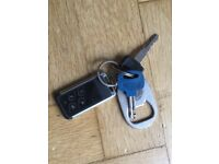 Found set of keys, Honda, Oxford lock and fob