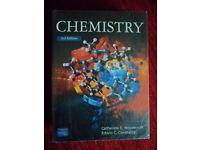 Chemistry books / textbooks (University / Degree level)