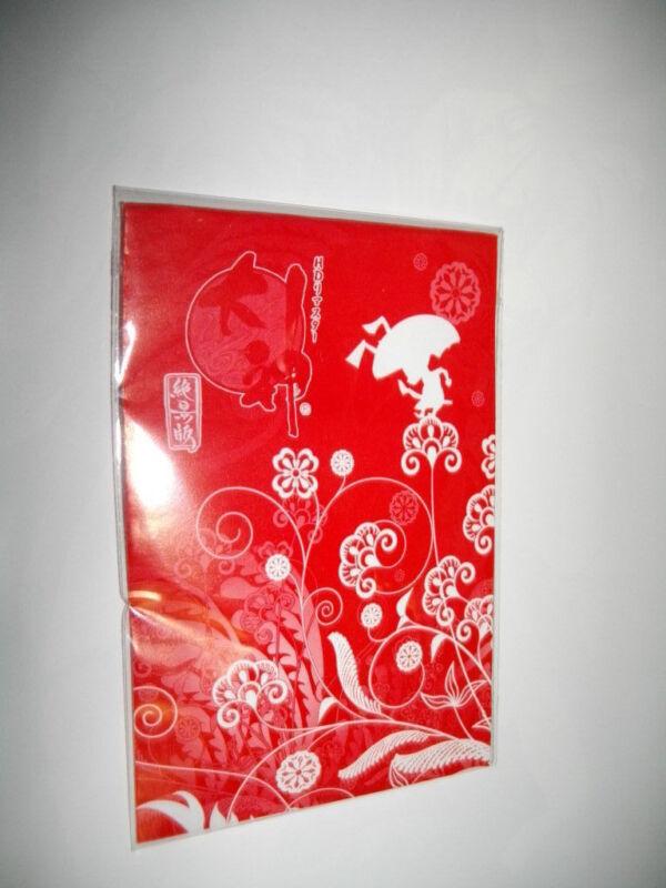 okami small official strap netsuke hikaru issunsama dai e-capcom