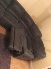 Harvey's Guvnor Reclining Corner Sofa