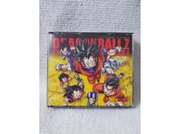 Dragon Ball Z Complete Song Collection 4: Promise of Eternity CD Soundtrack / Japan Rare Anime Manga