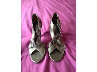 Size 4.5 m&s sandals