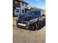 Citroen DS3 DSPORT BLUE HDI S/S 2015 DIESEL 1.6L 120 BHP
