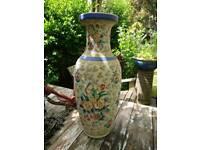 Large Ceramic Ornamental Vase