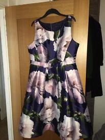Debut Debenhams Dress Size 18