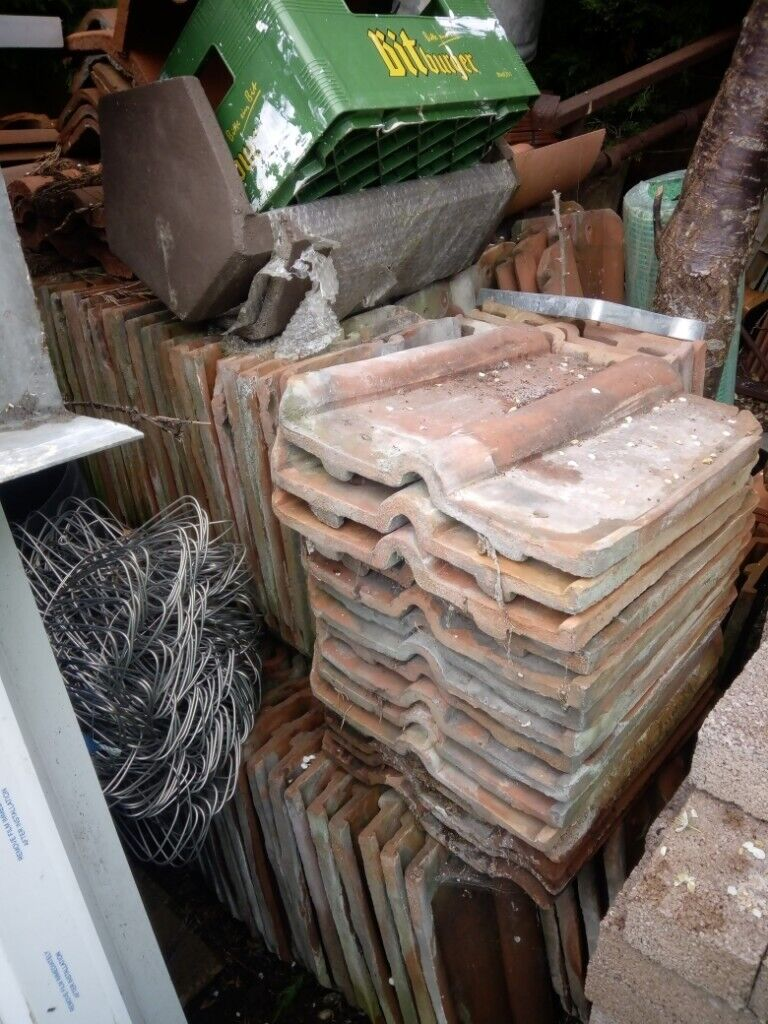 Double Roman roofing tiles for sale | in Bristol | Gumtree