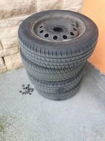 Ford ka/fiesta wheels 165.65.13