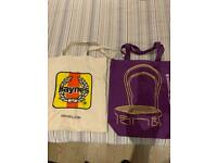 Two brand new Tote bags