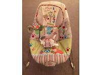 Fisher Price Woodsy Friends Comfy Time Bouncer