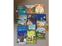 Bundle of 15 Julia Donaldson Books