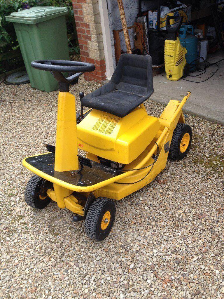 Alko Ride On Lawnmower Spares Repair Working Engine No