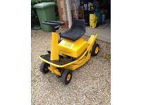 Alko ride on lawnmower spares/ repair - working engine no clutch