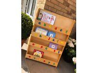 Kidkraft Children's Wooden Bookshelf