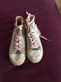 Sparkle boots size 13