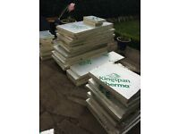 Used kingspan insulation 50mm
