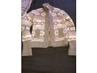 Superdry knitted cardy