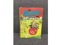 Rare The Beano Book 1978 70s vintage retro comic annual book