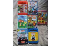 Kids DVD bundle Tractor Tom, Thomas the tank etc