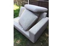 FREE large 8ft Next Sofa