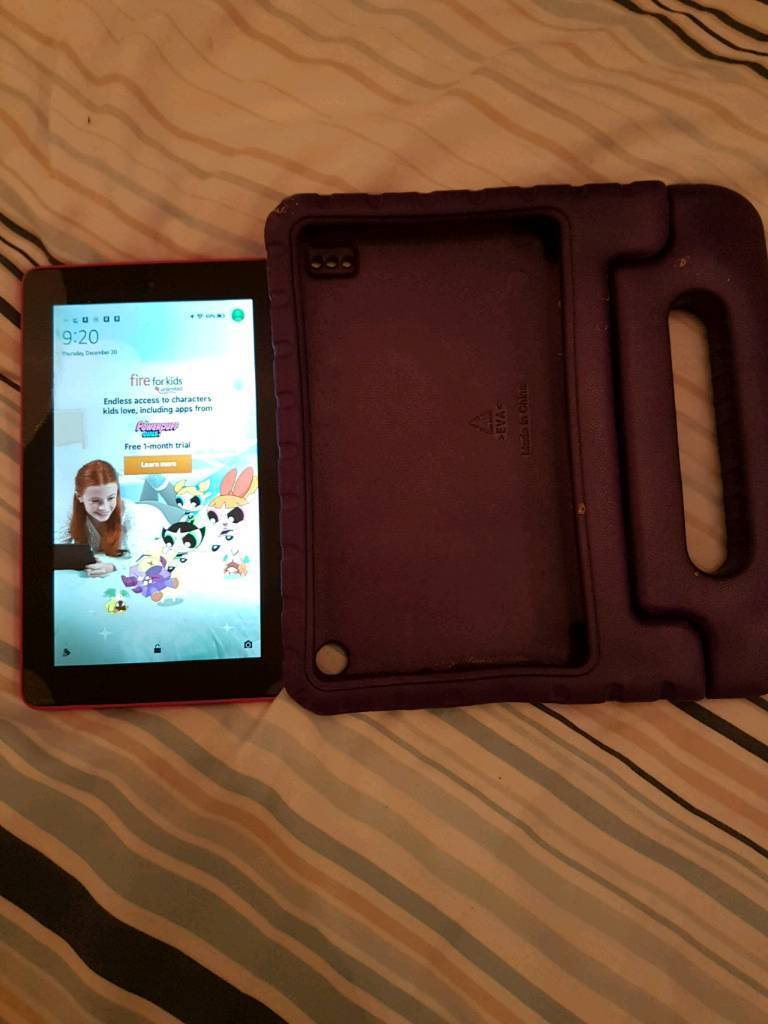 amazon fire tablet with shock proof case | in Magherafelt, County  Londonderry | Gumtree