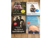 Karl pilkington books