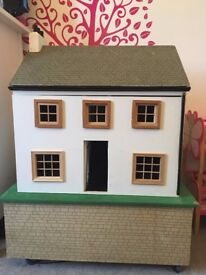 Hand Build Traditional Dolls House
