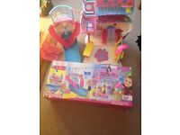 Barbie Sister cruise ship boxed great xmas gift