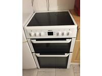 Beko 60cm freestanding electric ceramic cooker