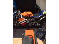 Blata elite racing mini Moto