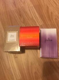 New avon perfums