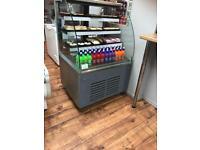 Stunning Open display cake fridge
