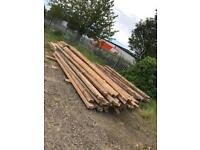 9x3 timber joists