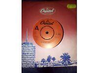 Bob Seger.vinyl record.weve got tonite.