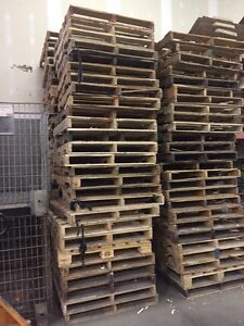 Good condition pallets