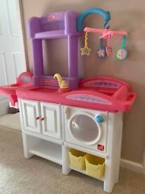 Dolls nursery care centre