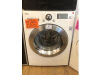 LG 11KG DIGITAL SCREEN WASHING MACHINE
