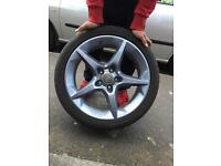 5x110 VAUXHALL PENTA 18's Alloy Wheels BARGAIN!!!