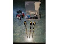 Dave Chisnall Target darts and accessories