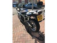 Immaculate ZX6 R 2000 reg. 10500 miles. Recently serviced. Never Dropped