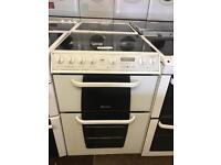 £100 HOTPOINT ELECTRIC COOKER WITH GUARANTEE 60 CM WIDE🇬🇧🇬🇧