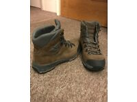 Vasquez Backpacking Boots