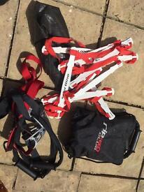 Exercise Ladder, TRX/Rip60, Swiss Ball