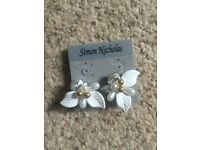 Ladies clip on earrings