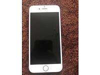 IPHONE 7 128 GB UNLOCKED red colour