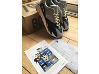 Adidas Yeezy Boost 700 Wave Runner UK9