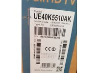 Samsung smart tv 40 inch