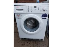 Bosch touchpad digital washing machine