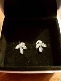 Pandora earrings (new)
