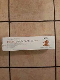 50m Baking Parchment (Pro Wrap)