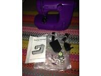 Purple Mini Sewing Machine **BNIB**